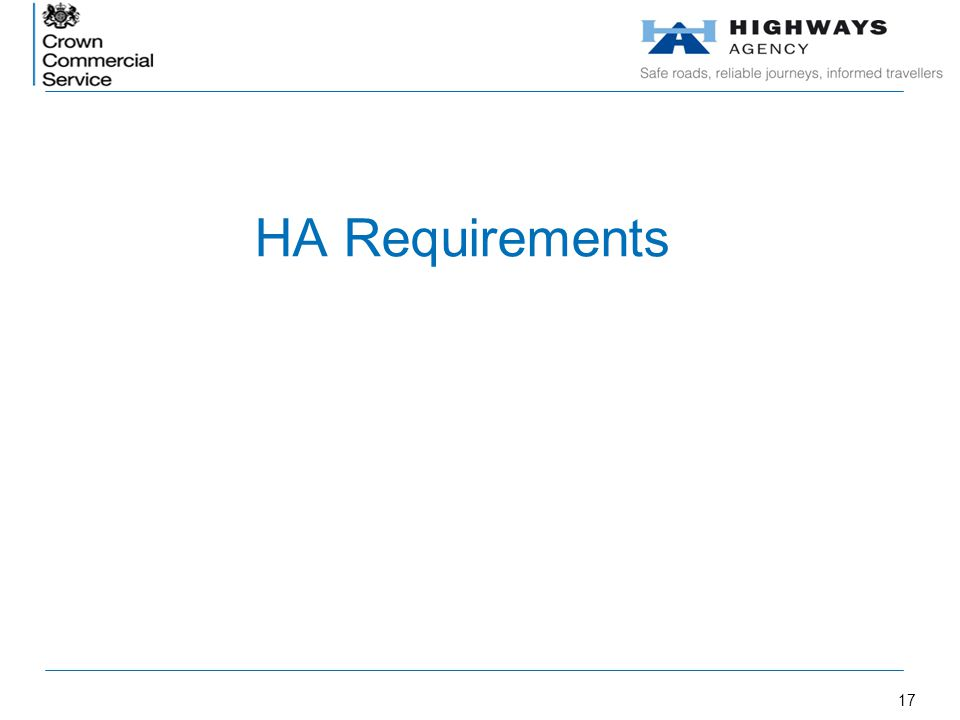 HA Requirements PROTECT [IL1]